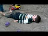 Суровая детская площадка г.Днепропетровск 12 квартал